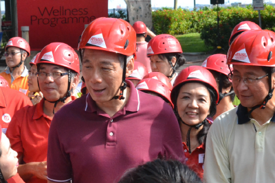 Mr Lee Hsien Loong