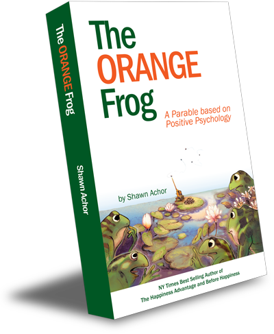 Orange Frog Book cover