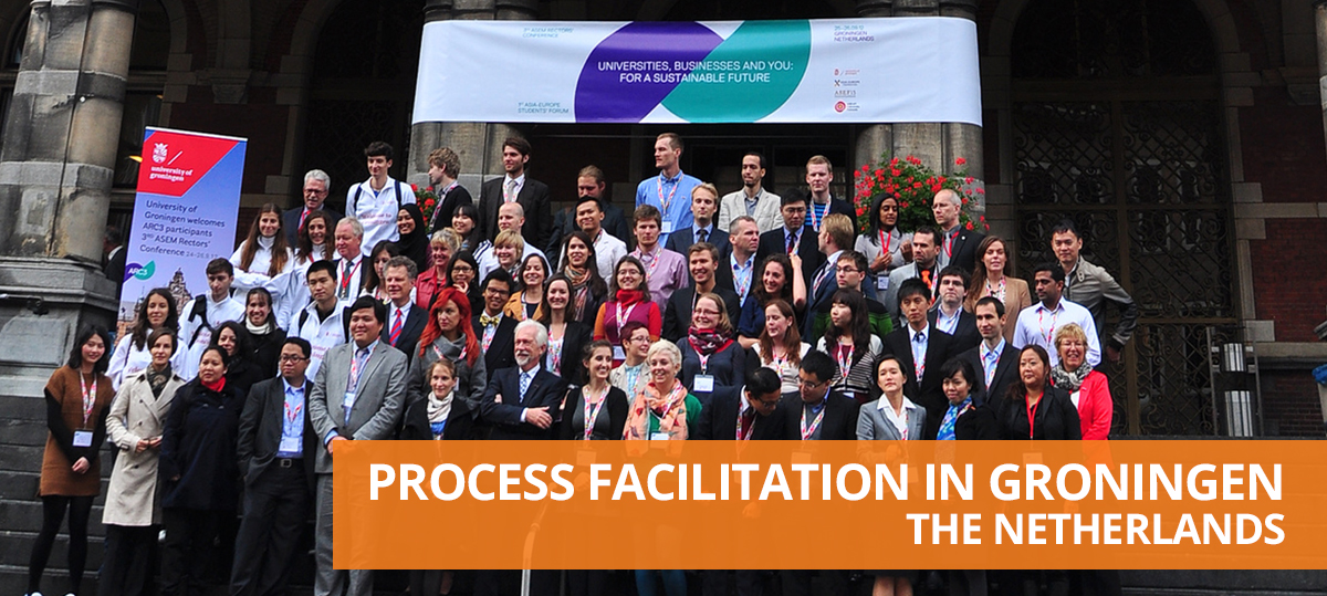 Process Facilitation in Groningen The Netherlands